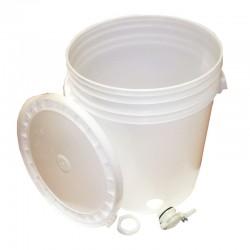 Plnička medu 35-40kg plast...