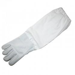 Včelárske rukavice kožené XL