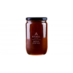 Lesný med zmiešaný 470g Apimel