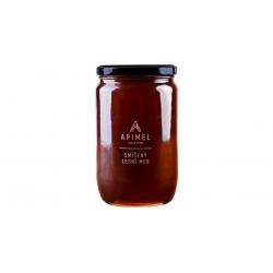 Lesný med zmiešaný 950g Apimel