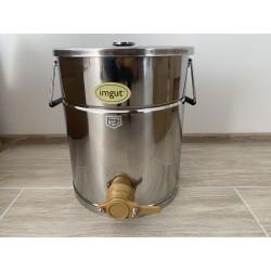 Plnička medu nerez 35kg...