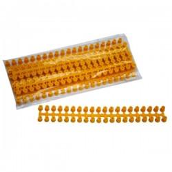 Medzerníky plastové 200ks