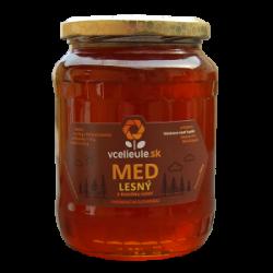 Lesný med medovicový 950g